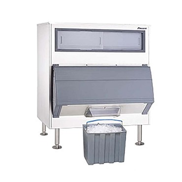 Follett DEV860SG-48-LP - Low Profile Ice Device 860 lb. Capacity Bin