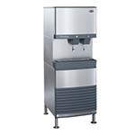Follett 25FB425A-L - Ice Machine and Water Dispenser with Lever