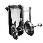 Frieling 104 - Double Wall French Press, 36 oz. Mirror Finish