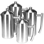 Frieling 0142 - Double Wall Brushed Finish French Press, 17 oz.