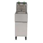Frymaster ESG35T - Value High-Efficiency Fryer, gas, floor model, 35 lb. capacity
