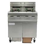 Frymaster FPEL214CA - OCF30 Fryer Battery, electric, (2) 30 lb, capacity each, built-in filtration, SMART4U
