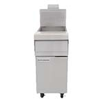Frymaster MJ150 - Performance Fryer, gas, floor model, 50 lb. capacity