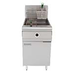 Frymaster MJ1CF - Performance Fryer, gas, floor model, 80 lb. oil capacity, for chicken & fish