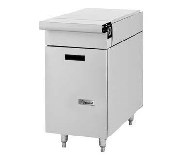 "Garland M17ES - Spreader Cabinet, 17"" wide top, cabinet base with one door, s"