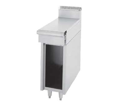 "Garland C836-12-0 - Cuisine Spreader Cabinet, 12"" heavy duty, stainless steel work top, stainle"