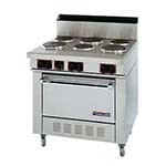 Garland S686 - 36 in Electric Range, (6) tubular elements, 15 kW