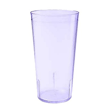 "GET 6632-1-2-BL - Tumbler, 32 oz., 3-7/8"" dia. x 7"" tall, blue (Case of 2 Dozen)"