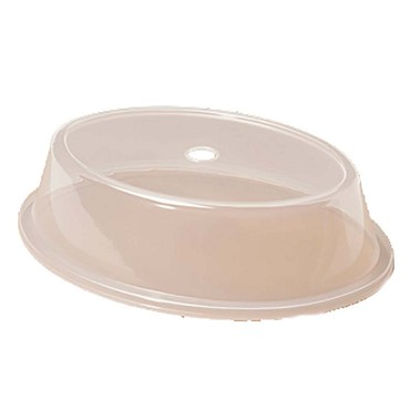 "GET CO-96-CL - Plate Cover, fits 8.68"" x 11.95"" oval plate, clear, (Case of 12)"