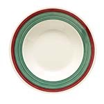 GET B-1611-PO - Portofino Bowl, 16 oz., round, wide rim, melamine, (Case of 12)
