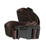 GET STRAPS - Replacement Straps, for high chair, brown