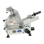 Globe C12 - Chefmate Compact Food Slicer, manual, 12