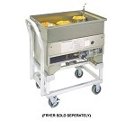 Gold Medal 5096 - Low-Boy Cart, heavy duty, for 5099NS