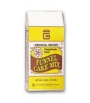 Gold Medal 5100 - Pennsylvania Dutch Funnel Cake Mix, (6) 5 pound bags per case
