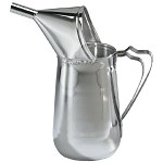 Gold Medal 5109 - Stainless Steel Pouring Pitcher, 1-1/2 Quart