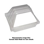 Gold Medal 8235 - Sneeze Guard For the #8225 Model Hot Dog Grill