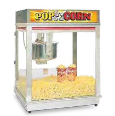 Gold Medal 2011-070 - Popcorn Machine, 32 oz., without oil pump