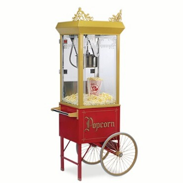 Gold Medal 2131 - Gay 90's Pinto Pop Popcorn Machine