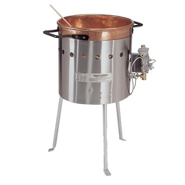 Gold Medal 4110BG - Candy Apple Cooker Stove, Gas