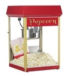 Gold Medal 2408 - FunPop Popcorn Popper, 8 oz. Red