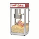 Gold Medal 2489 - Super 88 Popcorn Machine with Lighted Sign, 8 oz.