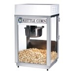 Gold Medal 2660KC - Kettle Corn Deluxe 60, 6 oz., 1400 watts