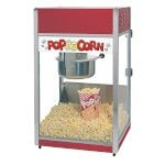 Gold Medal 2388 - Popcorn Machine, 8 oz., electric, countertop
