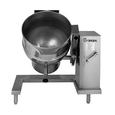 Groen DHT-60A,INA/2 - Kettle/Cooker Mixer, gas, 60-gallon capacity, 2/3 jacket, 316