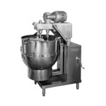 Groen DEE/4T-60A TA/3 - Kettle/Cooker Mixer, electric, 60-gallon capacity, 2/3 jacket w/tilt out twin shaft scraper mixe