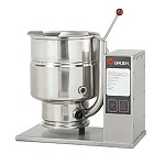 Groen TDB-40C - Kettle, electric, table top, 40-quart capacity, 2/3 jacket, 304 stainless steel liner