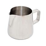 Browne 515007 - Contemporary Milk Pot, 12 oz., 18/8 stainless steel, mirror finish