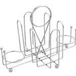 Browne 188 - Condiment Rack, 7-1/2