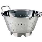 Browne 575950 - European Colander, 7-1/4 quart, 12-3/4