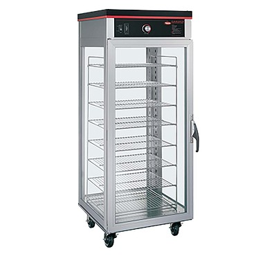 Hatco PFST-1X - Heated Display Cabinet (1) door, (8) shelves