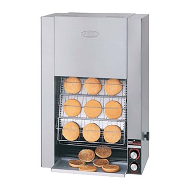 Hatco TK-135B - Conveyor Toaster, vertical, bun toaster, 1320 units/hour capacity