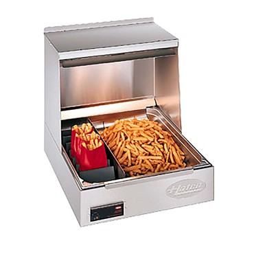 "Hatco GRFHS-16 - Fry Holding Station, 16""W, ceramic elements"