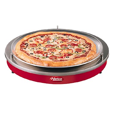 "Hatco GRSR-19 - Heated Shelf, Free-standing, 19"" round, counter top or drop-in"