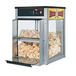Hatco FDWD-1-MN - Macho Nacho Chip Warmer, (1) door, with main deck shelf only