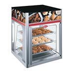 Hatco FSD-1X - Heated Display Case, (1) door, (3) tier pan rack without motor