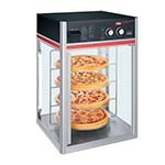 Hatco FSDT-1 - Heated Display Case, (1) door, (4) tier circle rack with motor