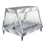 Hatco GRHD-2P - Heated Display Case, (2) pan shelf, with 4