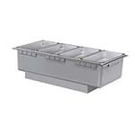 Hatco HWBH-43 - Drop-In Hot Food Well, rectangular, (4) 1/3 size pan, high wattage