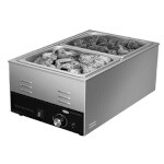 Hatco HW-FUL-QS - Food Warmer, electric, countertop, (1) 1/1 pan capacity
