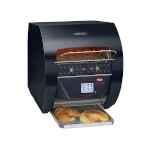 Hatco TQ3-400 - Conveyor Toaster, horizontal conveyor, touchscreen controls, 6-7 slices/min