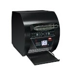 Hatco TQ3-500 - Conveyor Toaster, horizontal conveyor, touchscreen controls, 7-8 slices/min