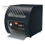 Hatco TQ3-10 - Conveyor Toaster, horizontal conveyor, manual controls, 6-7 slices/min