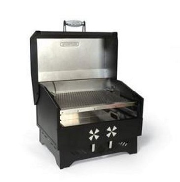 Holland BH212CG2 - The Traveler, Portable Charcoal Grill, 212 Sq.In. Surface
