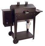 Holland BH421PF1 - The KC Pellet Grill, 20 lb. hopper