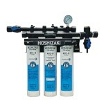 Hoshizaki H9320-53 - Ice Machine Water Filter System Triple Configuration