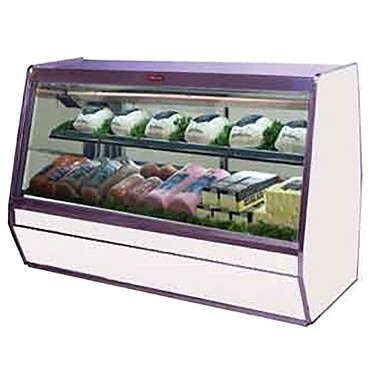 "Howard-McCray R-CDS32E-6-LED - Deli Case, Single Duty, 74"" W"